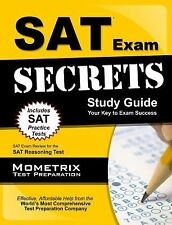 SAT Exam Secrets Study Guide : SAT Test Review for the SAT Reasoning Test: By...