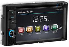 NEW DVD Bluetooth Car Audio CD Head Unit.Receiver.Dualdin.DDIn.Stereo.MP3.Radio.