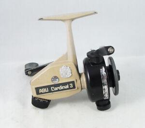 Old Vintage ABU CARDINAL 3 Spinning Reel - Made in Sweden