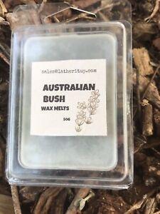 All Natural   Handmade   Australian Bush Wax Melts   Tarts
