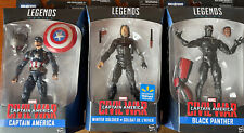 Captain America Civil War Marvel Legends