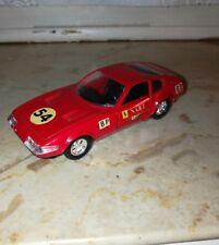 Modellino Ferrari 365 GTB4 della Solido scala 1:43