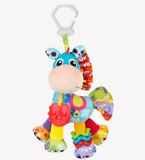 Playgro Activity Friend Clip CLOP Rattle Crinkle Click Clack Teether Toy 0m