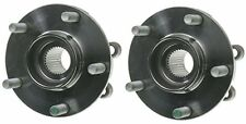 Front Hub Bearing for 2015 Nissan Altima Fits ALL TYPES Wheel-Front Pair