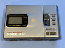 Sony Md Mz-R30 Walkman Portable MiniDisc Player/Recorder