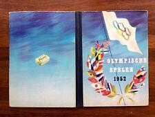Álbum Olympics Games 1952 Helsinki Jeux Olympiques Stickers Complet