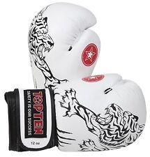 "Boxhandschuh TOP TEN ""Tiger"". 12 oz.Boxen.Kickboxen. Muay Thai. mehrere Farben."