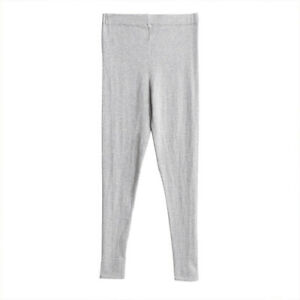 New Women's Warmwear Traditional Silk Thermal Underwear Filament Pant TG1S057