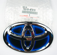 Genuine Front Grille Badge Emblem 75310-47010 for Toyota Prius 2009-2015