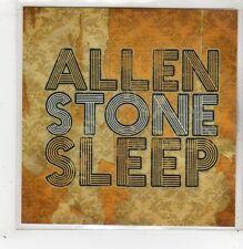 (GB613) Allen Stone, Sleep - DJ CD