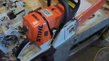 Stihl MS660 chain saw repair part rear AV mount repair stainless laser cut