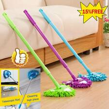 180 Degrees Rotatable Adjustable Triangle Cleaning Mop HOT SALE!!!
