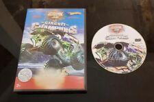 Monster Jam Circuit Champions DVD truck 2004 World Final highlights Grave Digger