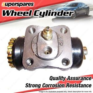 Rear Right Wheel Cylinder for Renault 19 TXE R 1.7L 1.8L I4 8v FWD 19.05mm