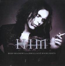 CD HIM / Deep Shadows and Brilliant Highlights – Rock Album 2001
