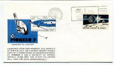 1972 Pioneer F Mission Jupiter Kennedy Space Center Velocity Atlas-Centaur NASA