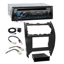 Pioneer Car Radio Smart Sync Bluetooth Dash Kit Harness for 12-14 Toyota Camry