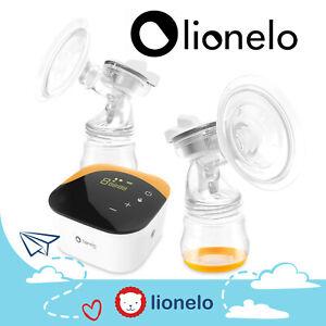 Doppel Milchpumpe Lionelo TWEE Elektrische Laktation Abpumpen Tragbare Stillen