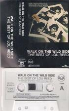 LOU REED The best of Lou Reed DIFFICULT SPANISH CASSETTE SPAIN