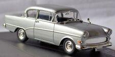 Opel Olympia Rekord P1 1957-62 Designer Serie Hans Mersheimer plata metálico 1