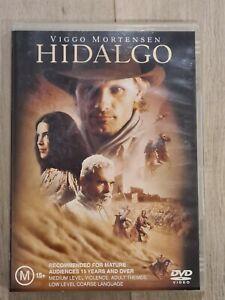 Hidalgo DVD Region 4 FAST POST