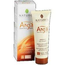 Nature's Argà CC Cream SPF15 Medium Dark