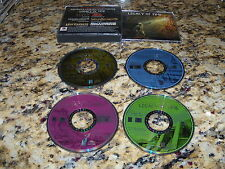 The Journeyman Project Legacy Of Time (PC, 1998) Game