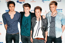 Lawson Hand Signed When She Was Mine Photo 12x8 2.