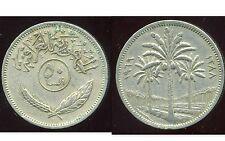 IRAQ  50 fils 1969