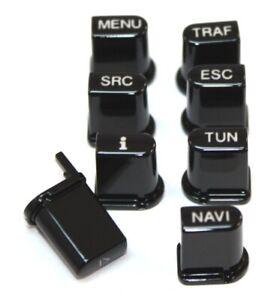 BLAUPUNKT Autoradio Tastatur Set 10 teilig Ersatzteil 8618844610 Keypad Spare.