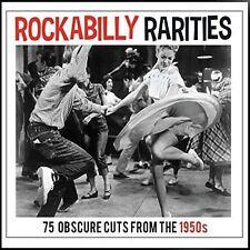 NEW Rockabilly Rarities (3CD Box Set) (Audio CD)