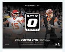 PRESALE 2020 Panini OPTIC NFL Sealed MEGA BOX + Bonus - READ DESCRIPTION 📉