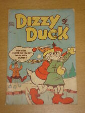 DIZZY DUCK NO 6 AUSTALIAN COMIC