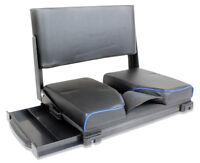 Match Station® Mod-Box™ Folding Fishing Seat Box Back Rest PRO™