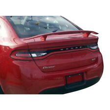 Fits: Dodge Dart 2013+ Custom Style 2 Post Rear Spoiler Primer Finish