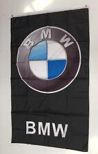 BMW Style 2 Banner Flag - Car Coupe Motorsport Sedan Mechanic Workshop Man Cave