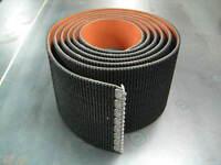 Einzugsförderband Förderband Vorschubband Pilkemaster Palax Sägespaltautomat