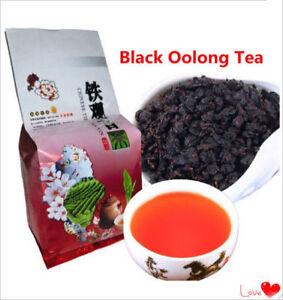 50g China Factory Premium Black Oolong Tea Natural Slimming Tea Black Tieguanyin