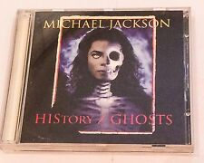 SUPERB PIC CD SINGLE MICHAEL JACKSON GHOSTS 3Mxs / HISTORY 2Mxs +3 PIC POSTCARDS