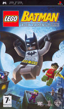 LEGO Batman: The Videogame (Sony PSP, 2008)