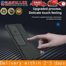 Nillkin Camera Protection Case For Samsung Galaxy S20 Ultra 5G Slide Cover HOT