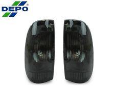 DEPO 97-07 FORD F250/F350/F450/F550 SUPERDUTY TRUCK SMOKE REAR TAIL LIGHTS NEW