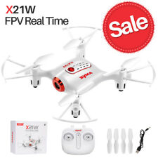Syma X21W Wifi FPV HD Camera Mini Drone 2.4Ghz RC Quadcopter Altitude Hold Hover