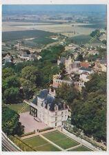 CP 72340 PONCé SUR LE LOIR vue aérienne Château pigeonnier Edit COMBIER