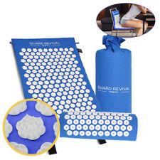 Upgrade Lotus Acupressure Massage Mat for Pain Stress Soreness Relief Shakti  AU