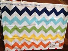 Riley Blake Medium Chevron Fabric Multi