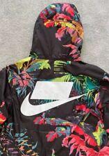 NEW Mens Nike NSW Camo Printed FZ Parka Rain Jacket Coat Casual Ltd Edition M