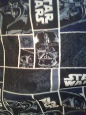 Star wars darth vader fleece blanket free personalized 36x30