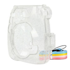 Camera Bag Crystal Protect Case for Fuji Instax Mini 8 8+ 9 Rhinestone Cover