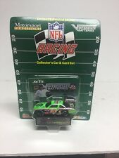 NFL Jets DIECAST Car, Card & Stand Christmas Gift Stocking Stuffer